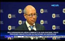 Usapang pangkapayapaan ng ASEAN Community