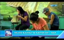 Walang Problema sa Supply ng Kuryente sa Mindanao sa darating na Presidential Election