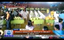 Pinaka-Oragon na produkto project sa Iriga City