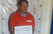 Kasong murder laban sa mga pulis na dawit sa pagkamatay ni Albuera Mayor Espinosa, ibinaba ng DOJ sa kasong homicide