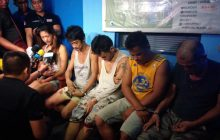Apat, arestado sa drug buy-bust operation sa Caloocan