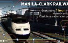 Magiging istasyon ng tren para sa Manila-Clark Railway Project, minarkahan na