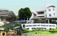 NCR, Region 3 at Region 4-A, may pinakamataas na bilang ng pasyenteng may kidney disease at nagda-dialysis ayon sa NKTI