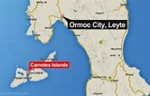 2 patay higit 40 nasugatan sa lindol na tumama sa Leyte