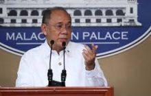Malakanyang mayroon ng contingency plan para tulungan ang mga Pinoy sa Guam kaugnay ng missile attack threat ng North Korea