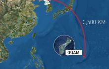 Guam, nagpalabas na ng Preparedness fact sheet kasunod ng planong missile attack ng Nokor