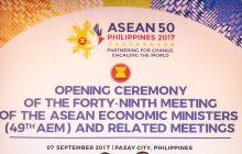 Pagpapatupad ng Asean Economic Cooperation, patuloy na isusulong ng Pilipinas para sa ikauunlad ng ekonomiya ng bansa