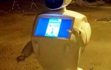 Kilalanin si Promobot, ang run-away robot mula sa Russia