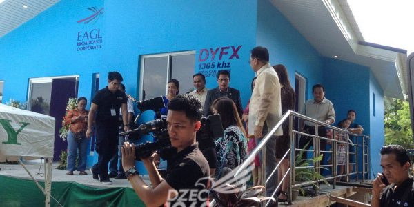 Relaunching of DYFX 1305 kHz  Radyo Agila