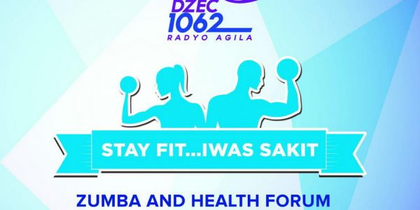 Radyo Agila Zumba and Health Forum
