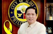Iloilo City Mayor Jed Patrick Mabilog, naghain ng sick leave para makapagpagamot sa ibang bansa