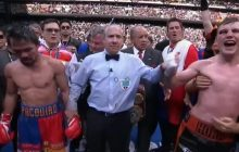Pacquiao – Horn rematch tuloy pa rin