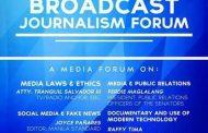 Broadcast Journalism forum, pinangunahan ng Eagle Broadcasting Corporation