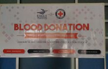 Eagle Broadcasting Corporation, muling nagsagawa ng Blood donation activity