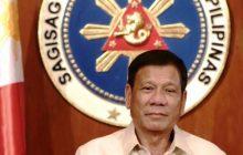 Pangulong Duterte, umalis na patungong India....Executive secretary Salvador Medialdea, itinalagang OIC sa Malakanyang