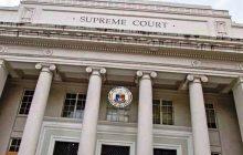 AFP, umapila sa Korte Suprema na katigan ang isang taong extension ng Batas Militar at suspensyon ng Priviledge of Writ of Habeas Corpus