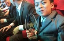Julio Cesar Sabenorio ng pelikulang Guerrero, tinanghal bilang 2018 PMPC Star Awards movie Child performer of the year