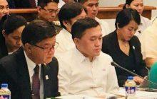 Special Asst. to the President Bong Go, nanindigang inosente siya sa navy frigate project ng Philippine Navy