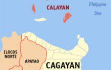 Calayan, Cagayan, niyanig ng magnitude 3.0 na lindol