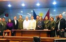 Promotion ng 9 Senior officers ng AFP, lusot na sa Commission on Appointments