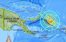 DFA, tiniyak na walang Pinoy na nadamay sa lindol sa Papua New Guinea