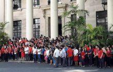 Mga hukom, opisyal at empleyado ng Hudikatura, nanawagan kay Chief Justice on-leave Sereno na magbitiw sa puwesto