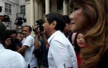 Recount sa Poll protest ni dating Senador Bongbong Marcos laban kay VP Leni Robredo umusad na