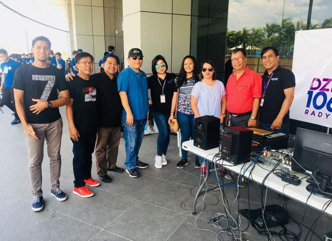 Videoke singing fun ng Radyo Agila, bumida sa Maligaya summer blast