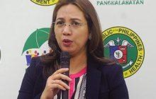 Former Health secretary Janet Garin, tinawag na inaccurate ang rekomendasyon ng Senado na kasuhan siya sa anumalya sa Dengvaxia