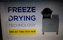 Freeze -drying Technology ng DOST-ITDI, malaki ang maitutulong sa Food Entrepreneurs sa bansa