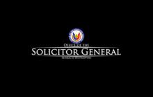 Office of the Solicitor General, tinutulan ang nais ng IBP, Makabayan Bloc at iba pang grupo na maging intervenor sa Quo Warranto case laban kay Chief Justice on-leave Sereno