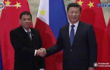 Pangulong Duterte at Chinese President Xi Jinping, mag-uusap sa China kaugnay sa isyu ng terorismo at droga