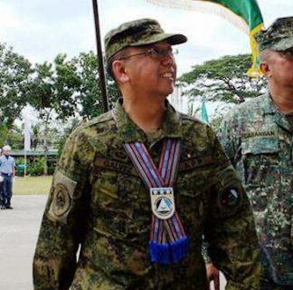 AFP Chief Gen. Carlito Galvez, isa nang 4-Star General