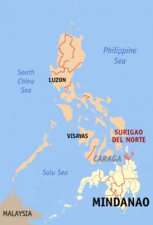 Surigao del Norte, niyanig ng magnitude 5.7 na lindol