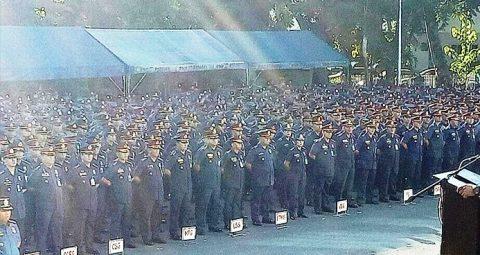20,000 mga pulis itinalaga para magbantay sa Brgy. at SK elections