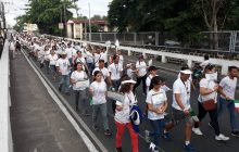 INC Worldwide Walk sa Davao City, payapang natapos