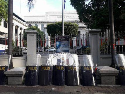 Malakanyang naghihintay din sa desisyon ng Korte Suprema sa Quo Warranto petition laban kay Chief Justice Sereno