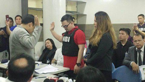 DOJ sinimulan na ang pagdinig sa mga reklamong kriminal na inihain ng mga magulang ng mga batang namatay matapos mabakunahan ng Dengvaxia