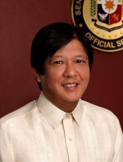 Dating Senador Bongbong Marcos maghahain sa Korte Suprema ng komento sa hirit ni Vice-President Robredo na bilangin ang 25% na shading sa balota sa Manual recount