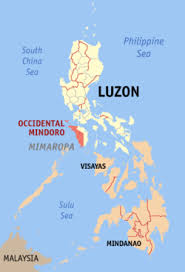 Occidental Mindoro, niyanig ng lindol