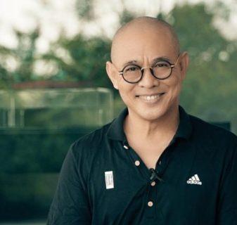 Jet Li nilinaw na maayos ang kanyang kalagayan
