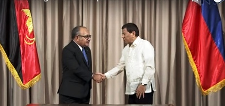 Pilipinas at Papua New Guinea lumagda sa kasunduan para palakasin ang kooperasyon sa Agrikultura