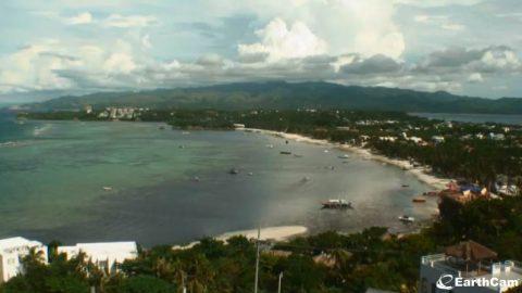 Lahat ng uri ng konstruksyon sa Boracay island, pinatigil na ng DENR