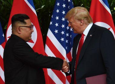 Pilipinas suportado Peace summit sa pagitan nina US President Donald Trump at North Korean leader Kim Jong Un