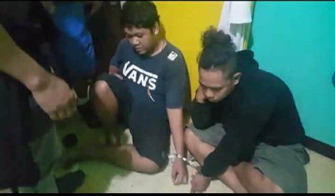 2 katao na supplier ng marijuana sa mga estudyante, arestado ng QCPD.... 8 kilo ng marijuana, nasamsam