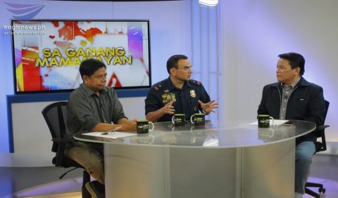 Planong armasan ang mga Barangay officials, pinag-aaralan pa
