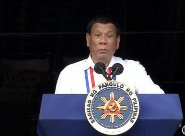 Pangulong Duterte, ipagbabawal na ang mga tambay sa kalye