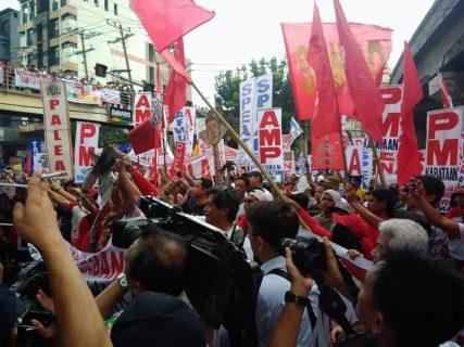 Pangulong Duterte hindi na haharapin ang mga Pro at Anti Administration - Malakanyang