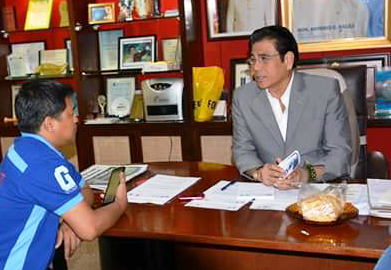 Tanauan City Mayor Antonio Halili,  patay sa pamamaril