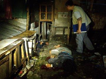 Dalawang drug suspect patay sa police operation sa Makati city